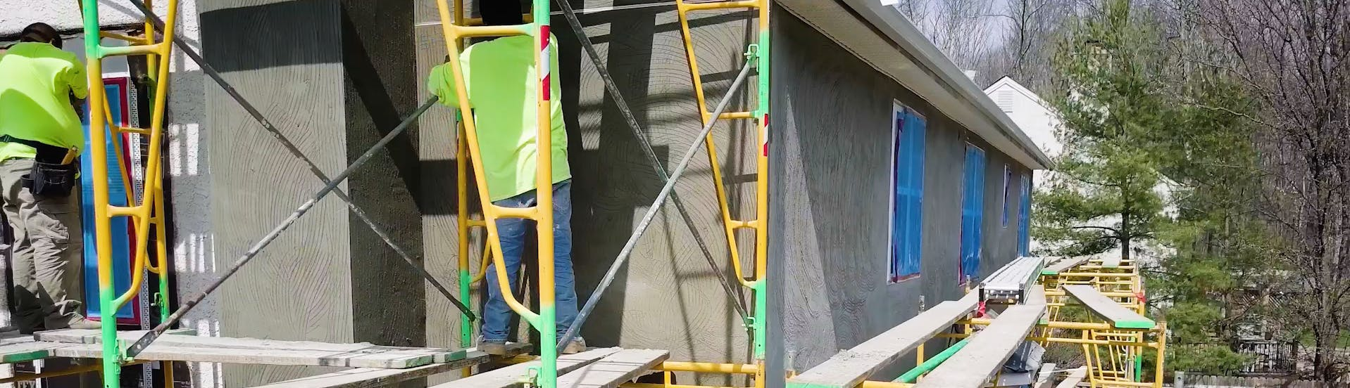 how to waterproof stucco